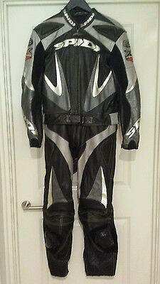 Spidi Motorcycle Leather Racing Suit