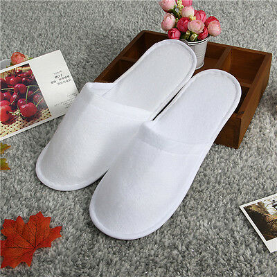 100 pair Disposable Slippers Hotel Slippers SPA Slippers House Guest Slipper