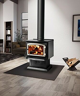 Wood Heater Enerzone Solution 1.6 Pedestal Fireplace