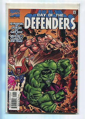 Day of the Defenders #1 (Mar 2001, Marvel), VF/NM