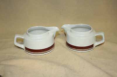 Pair Figgjo Norway V555 Gravy Boats 6445