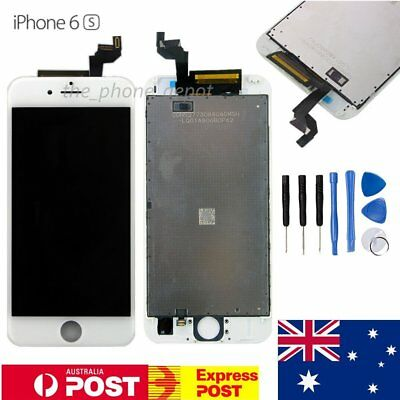 "Replacement For iPhone 6s LCD 4.7"" 3D Touch Screen Digitizer Assembly Display AU"