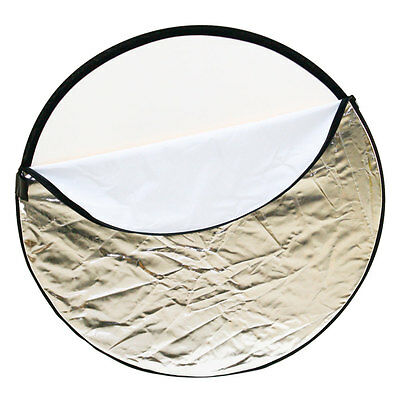 60cm 5 in 1 Light Photography Studio Photo Collapsible Reflector for Canon