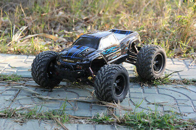 Off Road Car GPTOYS S911 Monster Truck 1/12High Speed 45km/h Remote Control Blue