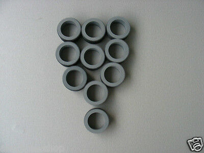 10x  Pickup Roller RP3700 RP3100 MZ RP RZ 035-14303 Risograph Riso Feed Tires