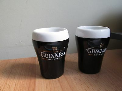 Ceramic Guinness Egg Cup Set - Guinness Collectable