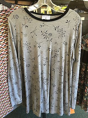 Kathy Ireland Maternity Top Blouse Fall Winter Small Affordable!