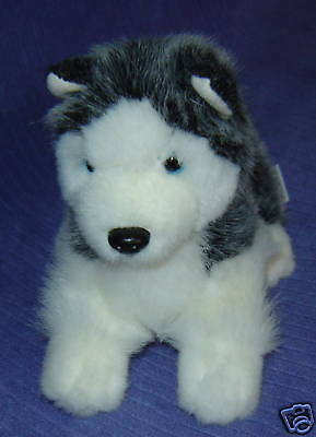 "Russ Blizzard 10"" Husky Dog Item 625 Vhtf ~ Ba32"