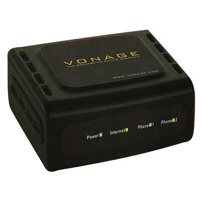 D-Link Vonage VTA-UV Broadband Phone Adapter