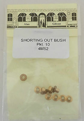 Alan Gibson Shorting Out Bushes, Unused ,unopened Packet Of 10