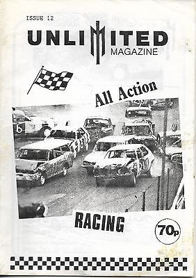 Unlimited. Banger Racing Magazine. Issue 12