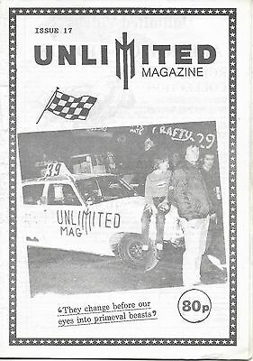 Unlimited. Banger Racing Magazine. Issue 17