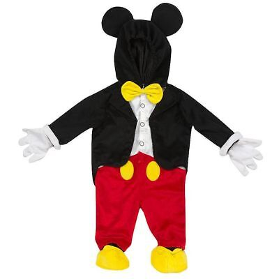 Toys R US Infant Mickey Mouse Costume - 6 Months (IL/AN3-2026-577197-NIB)
