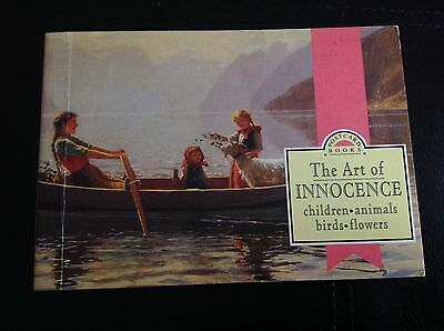 Postcards books - Art - The Art of Innocence 25 postcards