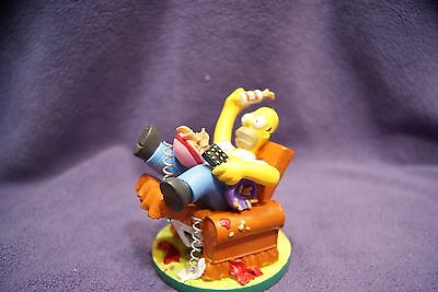 """The Simpsons - At Home with Homer """"Recline-o-matic"""" Hamilton Collection"""