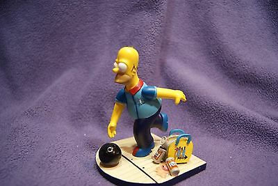 """The Simpsons - Misadventures of Homer """"Spare Me"""" Hamilton Collection"""