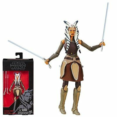 Star Wars Black Series 6 Inch Ahsoka Tano Action Figure - New in stock
