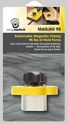Magswitch MagJig 95 lb (44 kg) Woodwork Workholding Tool 8110004