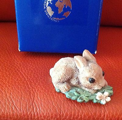 cws real musgrave bunnie buds CLOVER *signed piece*