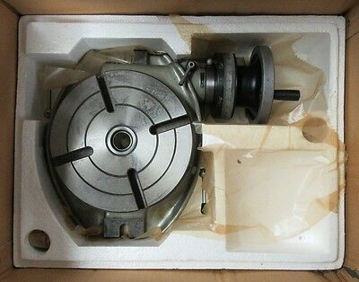 NEW! PHASE ll 220-008 8in ROTARY TABLE