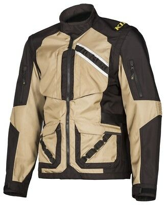 Klim 2016 Dakar Offroad Motorcycle Jacket Tan Men All Sizes