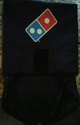 Large Dominos pizza hot Delivery Warm Insulated Thermal bag NICE!!!