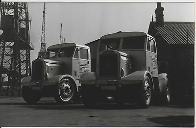Photo Scammell units, Export order, Southern Rhodesia Gov