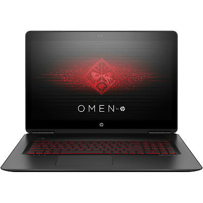 HP OMEN 17-w221ng, Gaming-Notebook mit 17.3 Zoll Display, Core™ i7 Prozessor, 8
