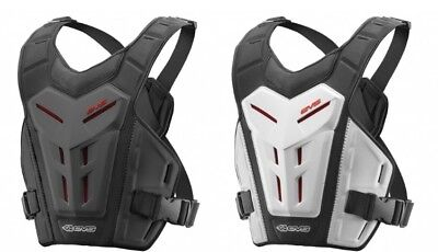 EVS Adult Youth MX ATV Revo 4 Chest Roost Guard Protector