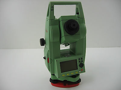 "Leica Tcr403 3"" Total Station Only, For Surveying, One Month Warranty"
