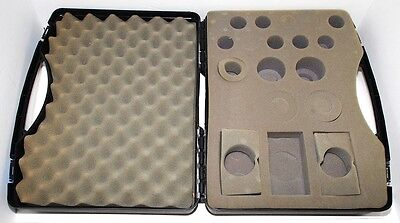 "GIANT Carrying Case for 1 1/4"" and 2"" Telescope Eyepieces / Filters / Diagonals"