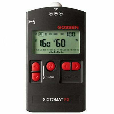 Gossen Sixtomat F2 Digital Exposure Meter