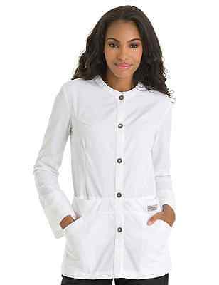 Scrubs Urbane Lab Coat  9607 White FREE SHIPPING!
