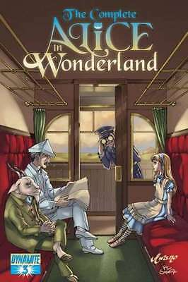 Complete Alice in Wonderland #3 in Very Fine + condition. FREE bag/board