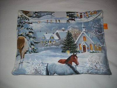 Breyer pony peter stone pebbles custom model horse fabric transport pouch pocket