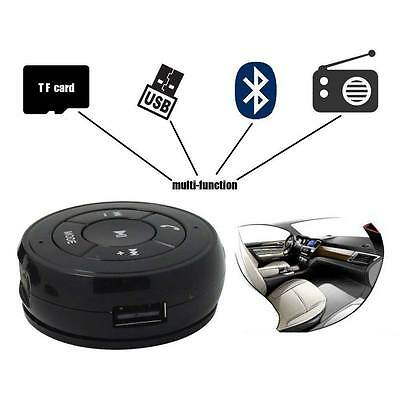 PT-750 AUX Handsfree Bluetooth TF Card FM Audio Receiver Adapter USB Player
