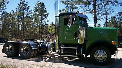 1993 Peterbilt 379 Daycab Semi Truck Updated Pics