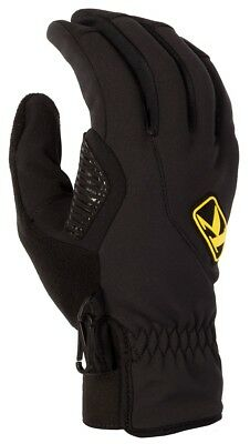 Klim Inversion Snow Snowmobile Gloves (Pair) Black Adult All Sizes