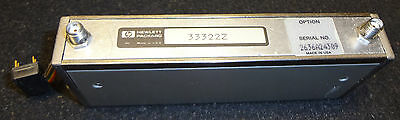 Used HP Agilent 33322Z 0 to 18 GHz  Programmable Step Attenuator