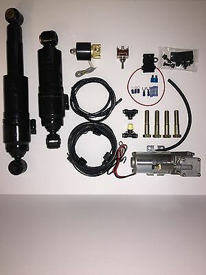 Harley Air ride suspension 94-current