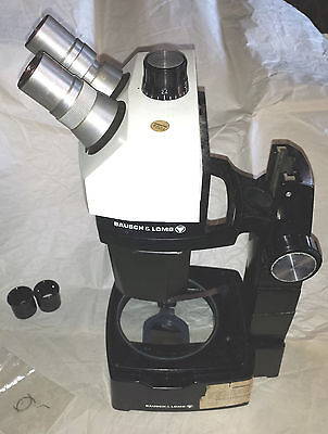 Bausch & Lomb StereoZoom 7 Microscope for parts