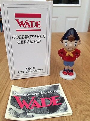Wade Noddy from The Noddy Collection, Ltd Ed, commissioned for the BBC 1997