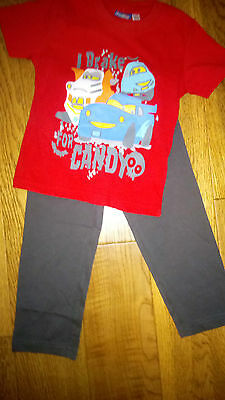 Boys Angry Birds Pjs New Without Tags Age