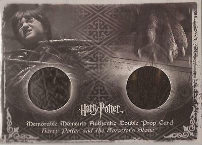 Harry Potter Memorable Moments Series 2 - P3 Double Prop Card #169/260