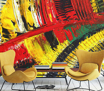 3D Color Painting Wall Paper Murals Wall Print Decal Wall Deco AJ WALLPAPE