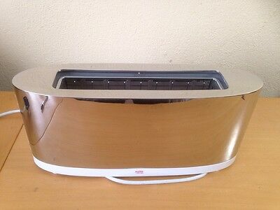 Alessi SG68 W/UK Toaster RRP:£160