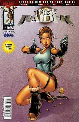 Tomb Raider: The Series #30 in Near Mint + condition. FREE bag/board