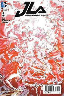 Justice League of America (2015 series) #8 in Near Mint + condition