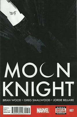 Moon Knight (2014 series) #7 in Near Mint + condition. FREE bag/board
