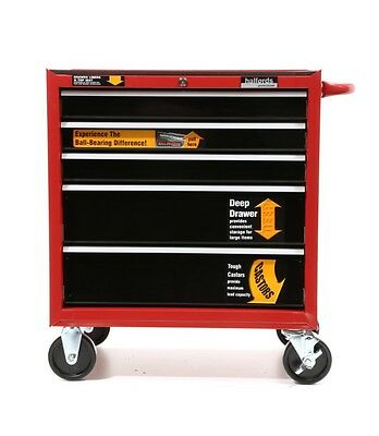 Halfords Professional 5 draw tool roll cabinet RRP £249.99 BRAND NEW